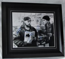A926JASB JAY AND SILENT BOB AUTHENTIC DUAL SIGNED
